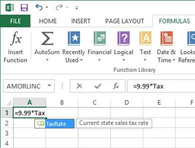how to add a constant in a formula excel
